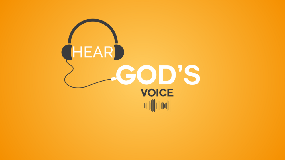 Hear God's Voice: Praying in the Spirit Image