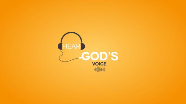 Hear God\'s Voice: Praying in the Spirit Image