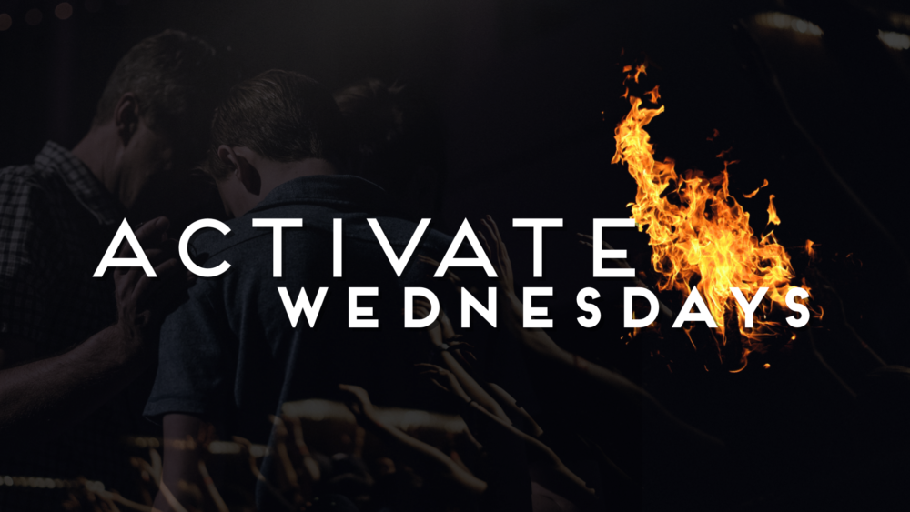 Activate Wednesday 4Mar20